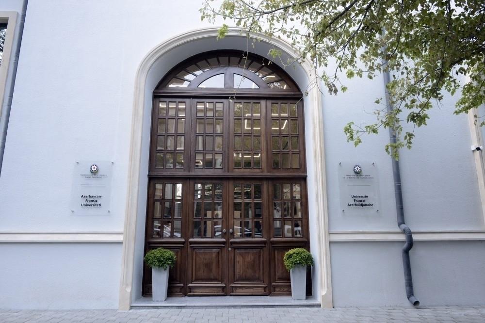 Azərbaycan-Fransız Universitetinin bakalavr pilləsi üzrə qəbul imtahanının yekunları açıqlandı