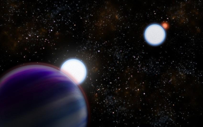 Ekzoplanetlərdə almaz tapıla bilər