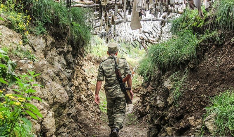 Azərbaycan ordusunun əsgəri yaralandı -Prokurorluq cinayət işi açdı
