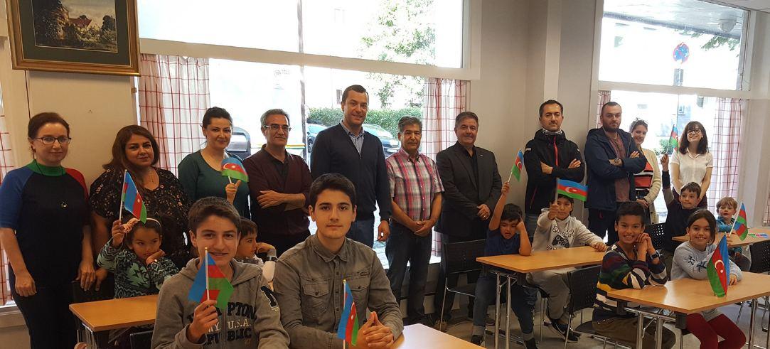 Norveçin paytaxtında Azərbaycan məktəbi fəaliyyətə başladı